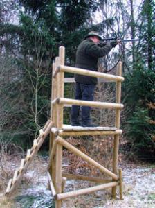 Dreieck Bock Bodenhöhe 1,3m, 5er Set