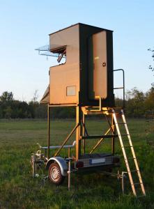 Mobile Anhängerkanzel - Puch Edition